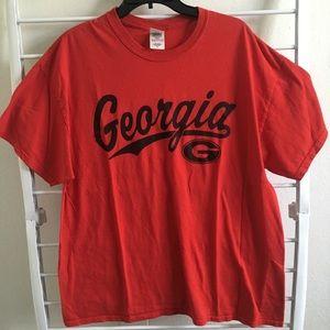 Other - Georgia Bulldogs Graphic Tee